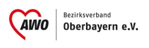 Das Bild zeigt das Bezirks-Verband Ober-Bayern Logo.